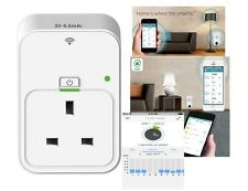 D-Link mydlink Home Smart Plug DSP-W215/B  Control your Electricity Remotly UK
