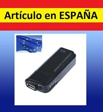 Cargador emergencia para movil bateria USB smartphone ipod iphone mp3 mp4 ipad