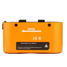 PB960 Power Rechargeable Battery Pack Chamber Orange 11V/4500mAh Replacement