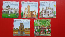 2016 Malaysia Places Of Worship ( Stamp Set )