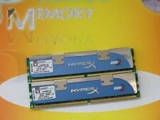 Kingston 4GB 2X2GB DDR2 PC2-6400 800MHz 240pin NON ECC Desktop KHX6400D2LL/2G