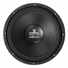 "POLK AUDIO DB1240DVC 12"" DUAL VOICE COIL MARINE CERTIFIED SUBWOOFER"