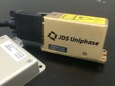 WARRANTY JDSU JDS Uniphase 532nm Green Laser Head + Controller Unit M3