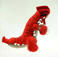 "New Legendary Pokemon 13"" Groudon Stuffed Animal  Plush Soft Doll Toy Gift"
