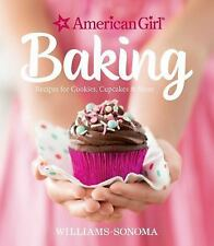American Girl Baking: Recipes for Cookies, Cupcakes & More  (ExLib)