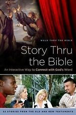 Story Thru the Bible: An Interactive Way to Connect with God's Word (Navpress De