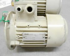 NOS Walther Flender 3 Phase 220 440V 1.78/1.03 HP .37KW IP55