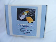 BLACK BOX ETHER-TC LL-505  Media Converter