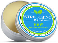 Premium Ear Stretching and Piercing Balm. Heal, Protect, Lubricate