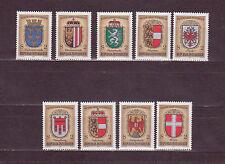 Österreich 1976: Sondermarken 1000 Jahre Österreich Michel 1536-1539  postfrisch