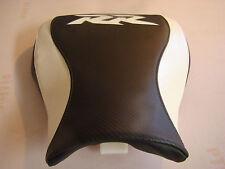 HONDA 2007/08/09/10/11  CBR 600RR FRONT SEAT COVER BLACK/WHITE  VINYL