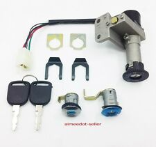 JONWAY TANK TAOTAO KEY IGNITION LOCK SET CHINESE SCOOTER GY6 4STROKE 50-150cc