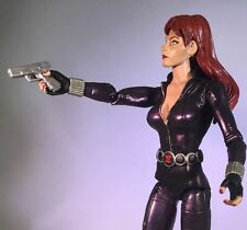 Black Widow Action Figure, Marvel Select 2012 7inch  Loose
