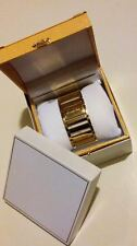 AUTHENTIC Calvin Klein Gold Plated CHUNKY Chain Bracelet in Gift Box*****