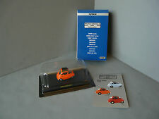 1/64-KYOSHO-BMW ISETTA 250-ORANGE-NEW/MOC