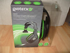 Gioteck HCC Wired Mono Gaming Headset for Xbox 360 & Xbox One