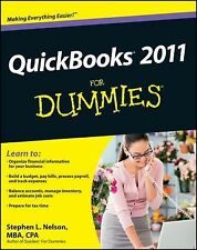 QuickBooks 2011 For Dummies (For Dummies (ComputerTech))