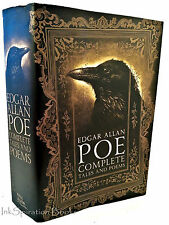 Edgar Allan Poe Complete Tales and Poems Short Stories Collection Works Of Raven