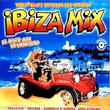 CDx3 - IBIZA MIX 2003 - Various (EDIT.2003, ONLY IN SPAIN, MINT, FACTORY SEALED)