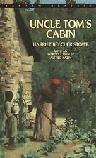 Uncle Tom's Cabin by Harriet Beecher Stowe - A Novel of the Pre-Civil War South