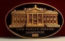challenge coin  WHITE HOUSE  DONALD TRUMP 45TH PRESIDENT oval numbered  #033 Box
