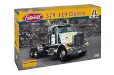 Italeri 3894 1/24 Scale Model Truck Kit Classic Peterbilt 378-119 Long Hauler