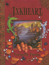 Inkheart, By Cornelia Funke,in Used but Acceptable condition
