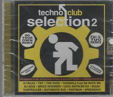 TECHNO CLUB SELECTION 2  CD F.C. SIGILLATO!!!