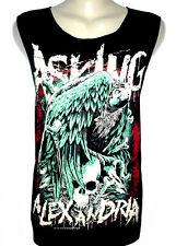 Asking Alexandria Eagle Rock Band Metal Unisex Tank Top Vest T-Shirt Size M