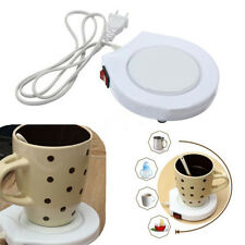 New Electric Tea Coffee Rapid Mug Heat Warmer Heater Hot Drinks Beverage Cup