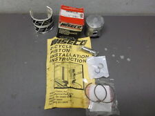 A New Wiseco Piston for the 1985-1986 Honda CR125R