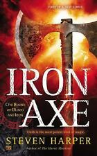Iron Axe: The Books of Blood and Iron-ExLibrary
