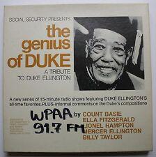 Duke Ellington Ella FitzgeraldRARE 9LP Box Set Radio Shows