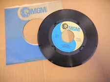 SHERRY BRYCE i love loving you/ love song 14793 MGM NEW 45