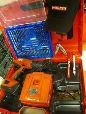 HILTI SFH 18-A DRILL SET, FREE BITS SET & EXTRAS, BRAND NEW, DURABLE, FAST SHIP