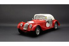 KYOSHO 08114R 1/18 Morgan 4/4 Competition Rouge – Red Die-Cast