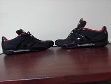 Adidas Porsche design shoes black Red men shoes size 8.5 us