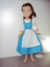 "2002 Disney Playmates Princess Belle 18"" Interactive Doll"