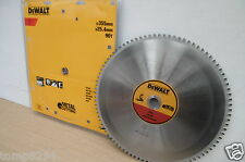 BRAND NEW DEWALT DT1927 355MM 90TOOTH TCT METAL CUTTING SAW BLADE DW872 CHOPSAW