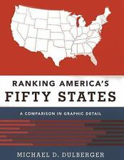 Ranking America's Fifty States: A Comparison in Graphic Detail-ExLibrary