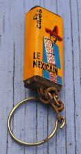 porte clé, années 1960, paquet de café Le Mexicain