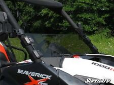 Can-Am Maverick Tinted Half Windshield By Super ATV