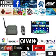 SMART TV BOX MINIX X6 1GB/8GB QUAD CORE KIT KAT 4.4.2 CANAL + GRATIS Y VIDEOCLUB
