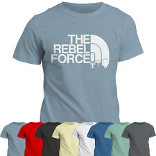 T Shirt | Star Wars The Rebel Force | Rogue One The Force Awakens | Gift Tee Top