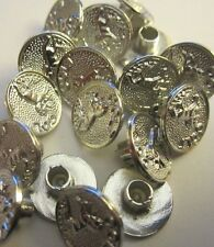 Lot of Twenty (20) sets or Forty medallions of Colt Silver Medallions