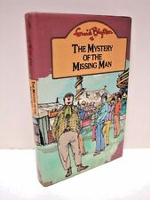 The Mystery of the Missing Man by Enid Blyton -Vintage Copy