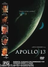Apollo 13 DVD Movie BRAND NEW SEALED TOP 1000 MOVIES BEST PICTURE Tom Hanks R4