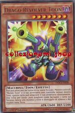 DOCS-IT038 DRAGO REVOLVER TOON - RARA - ITALIANO - COLLEZIONAMI SHOP