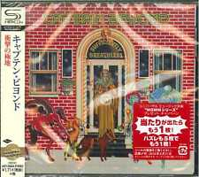 CAPTAIN BEYOND-SUFFICIENTLY BREATHLESS-JAPAN  SHM-CD D50