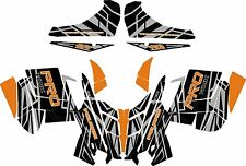 POLARIS 2015 GRAPHIC PRO RMK terrain dominator 121 144 155 163 decals WRAP KIT 3